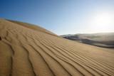 sand dunes in the desert - 223197689