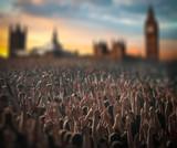 concert on the background of Big Ben - 223211488
