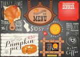 Thanksgiving Day Menu - 223235451