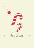 Merry Christmas Greeting Card - 223235601
