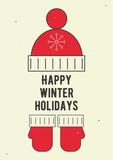 Christmas Greeting Card - 223235688