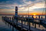 Abendstimmung am Neusiedler See bei Podersdorf - 223251438