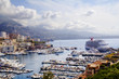 Monaco, Port. The port of Monaco is not only a trade or tourist connection with other countries and cities, it is also a great place to relax in the fresh air.