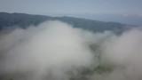 Madeira Berglandschaft über den Wolken - 223342816