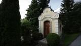 small chapel in kleinarl, austria - 223345880