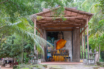 a temple in asia for buddha