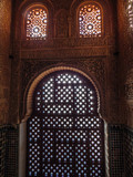 Islamic window and details internal