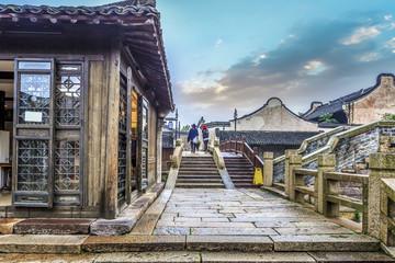 Wuzhen, Jiangnan Water Town, China