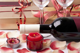 Wine and gift - 223378816