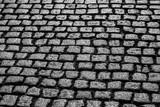 Kopfsteinpflaster Perspektive Blickwinkel - 223384285