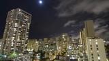 Honolulu Timelapse City Night - 223386886