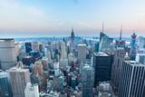 Manhattan - View from Top of the Rock - Rockefeller Center - New York - 223394080