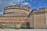 Vista di Castel Sant' Angelo, Roma