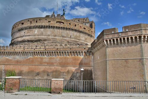 Vista di Castel Sant' Angelo, Roma - 223397630