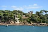 Côte de l'île de Bréhat