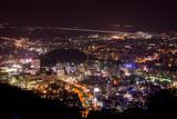 [徳島県]眉山からの徳島夜景