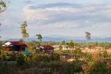 Dorf in Laos - 223443469