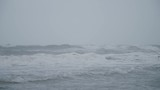 Stormy waves in slowmotion - 223461468