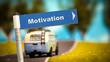 Schild 366 - Motivation