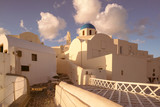 Oia village, Santorini island, Greece - 223523840