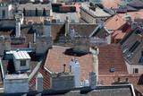 Roofs of Vienna, Austria - 223547405
