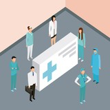 medical people health - 223549005