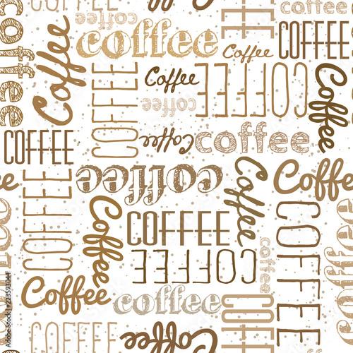 wzor-slow-kawy-dark-light-napisy-na-bialym-tle-kolory-kawy-chaotycznie-rozproszone-slowa-roznych-czcionek