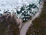Grönland   Luftaufnahme - 223672465