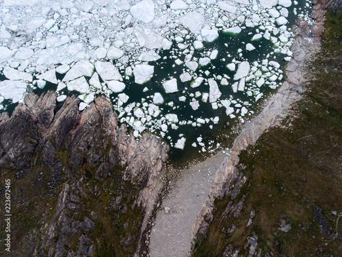 Grönland | Luftaufnahme - 223672465