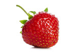 strawberry  isolated on white backgraund - 223687272