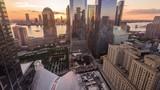 New York, New York Cityscape in Lower Manhattan - 223796022