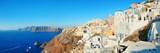 Santorini skyline