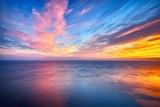 Kurz vor Sonnenaufgang an der Ostsee auf Rügen - 223845297