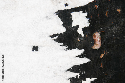 canvas print picture Old grunge posters paper surface texture background