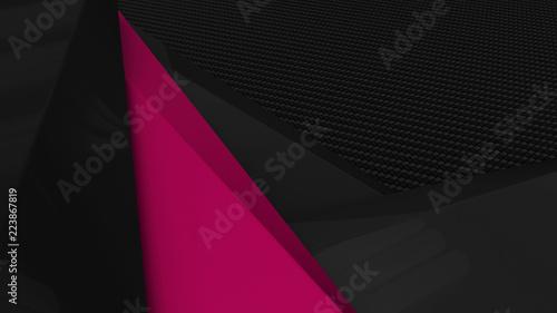 Sticker Colour accent corporate presentation background