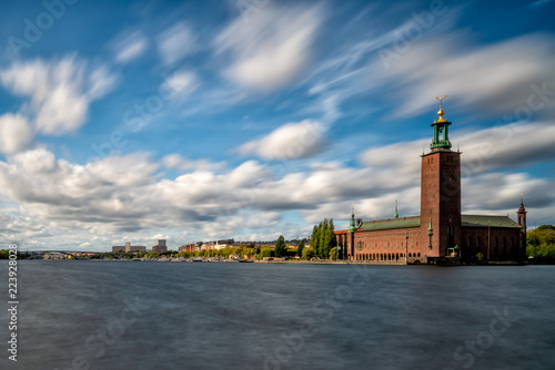 Stockholm City Hall, Sweden - 223928028