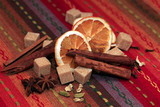 Ingredients for Mulled wine - 223976091