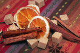 Ingredients for Mulled wine - 223976468