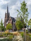 Kleines Dorf im Münsterland