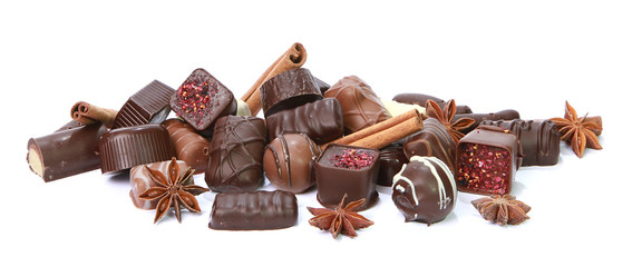 Chocolats de Noël © hcast