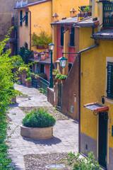 Picturesque fishing village Portofino, Liguria, Italy