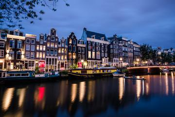 red lights in amsterdam © Lauren