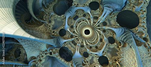 3D fractal - 224070208