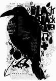Птица ворона - 224105493