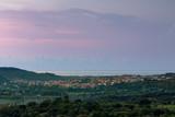 View Of Bari Sardo, Sardinia Italy - 224167260