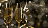 Prosit 2019 - Golden New Years Day - 224182475