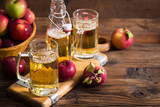 Hard apple cider  - 224206278