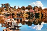 Autumn landscape - 224302230
