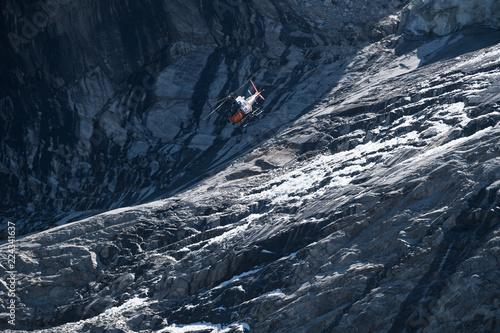 Fototapeta glacier