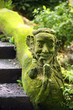 Balinese stone statue - 224348493